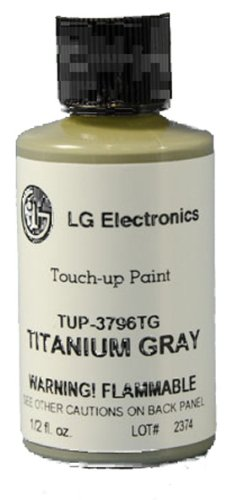 LG Electronics TUP-3796TG Appliance Touch-Up Paint (Grey Appliance Touch Up Paint compare prices)