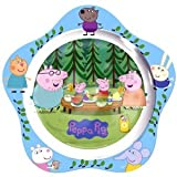Peppa Pig Star Shaped Melamine Plate