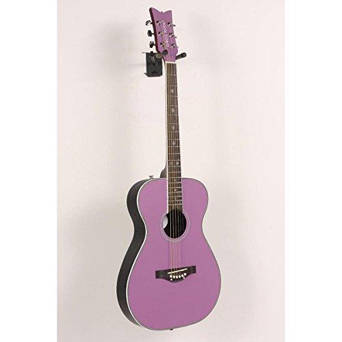 Daisy Rock Pixie Acoustic Guitar Pixie Purple 886830764608