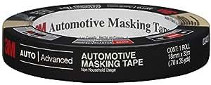 3M 03430 18 mm x 32 m Automotive Masking Tape