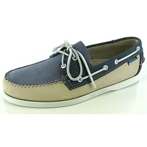Sebago Mens Spinnaker Blues Boatshoes US 10 E NIB