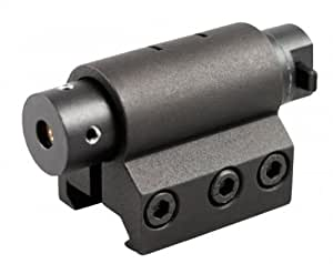 Ultimate Arms Gear Tactical Compact Red Laser Sight For Taurus Judge 1911 PT 92 99 100 101 24/7 Pistols With A Front Weaver Picatinny Rail