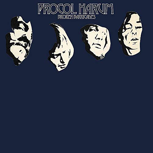CD : PROCOL HARUM - Broken Barricades (3 Discos)