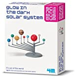 Great Gizmos Science Museum Glow in The Dark Solar System