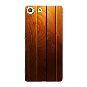 Mobile Back Cover For Sony Xperia M5 (Printed Designer Case)