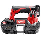 Milwaukee 2429-21XC 12V Cordless M12 Lithium-Ion Sub-Compact Band Saw Kit
