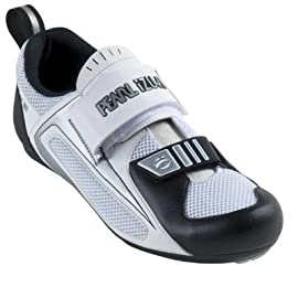 Pearl Izumi 2011/12 Men's Tri Fly III Triathlon Cycling Shoe - White/Black - 5795-509