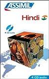 echange, troc Akshay Bakaya - Le Hindi sans Peine ; Enregistrements CD Audio (x4)