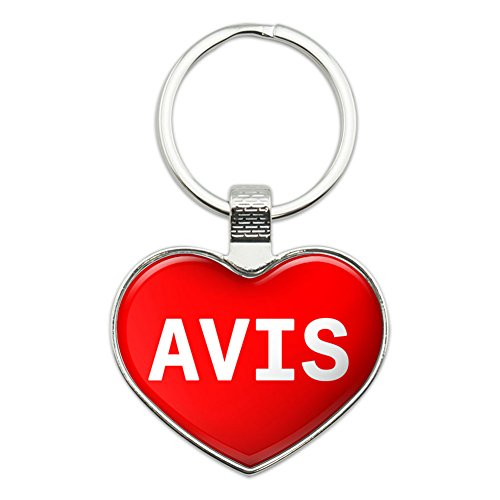 graphics-and-more-metal-keychain-key-chain-ring-i-love-heart-names-female-a-ashl-avis