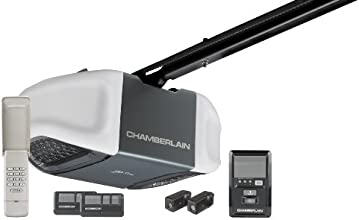 Chamberlain WD832KEV 1/2 HP MyQ Enabled Belt Whisper Drive Garage Door Opener