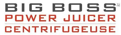 Big Boss 9358 800W Juicer