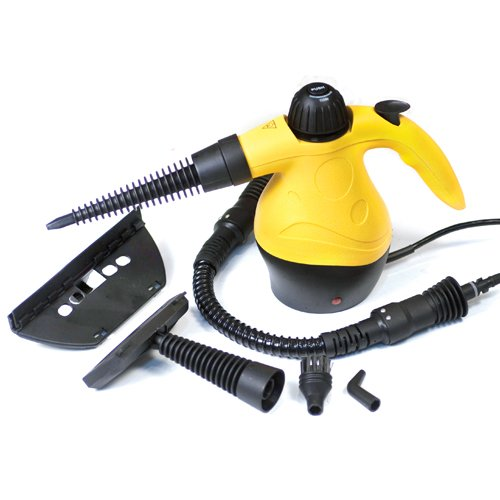 Handheld Steam Cleaner front-2736