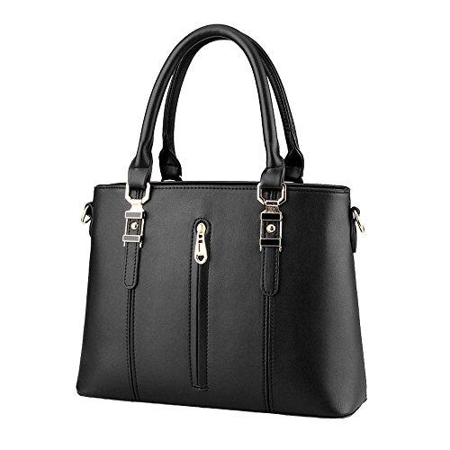 koson-man-damen-pu-leder-reissverschluss-vintage-tote-taschen-top-griff-handtasche-schwarz-schwarz-k