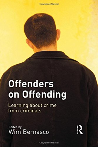 Offenders on Offending: Learning about Crime from Criminals