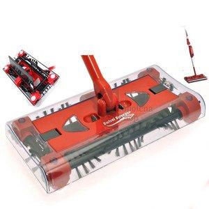Scopa ruotante elettrica ricaricabile wireless rotante for Scopa elettrica vileda recensioni