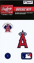 Rawlings Sporting Goods MLBDC Decal Kit, Los Angeles Angels
