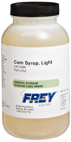 Frey Scientific 562582 Lab Grade Corn Syrup, 16 oz