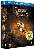 echange, troc Le Seigneur des Anneaux : La trilogie.  Boitier métal. Edition 2010 [Blu-ray]