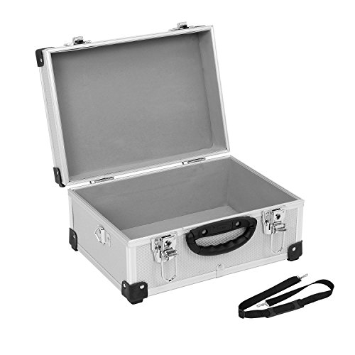 Alukoffer-Aluminiumkiste-Werkzeugkiste-Lagerbox-Leergewicht-2600g-VARO