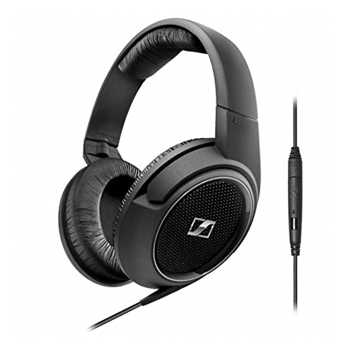 Sennheiser HD 429 S Headphones for Smartphones and Tablets, Black