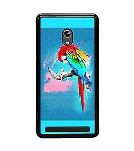 PrintVisa Plastic Multicolor Back Cover For Asus Zenfone 6 A600CG