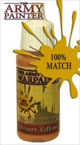 Army Painter WP1121 Warpaints - Desert Yellow, 18 ml