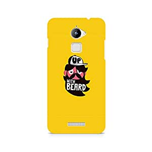 Ebby Up With Beard Premium Printed Case For Coolpad Note 3 Lite