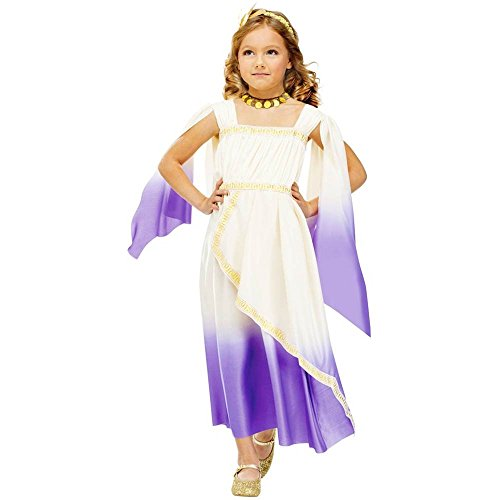 Purple Ombre Goddess Toddler Costume