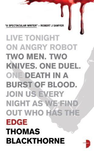 Image for Edge (Angry Robot)