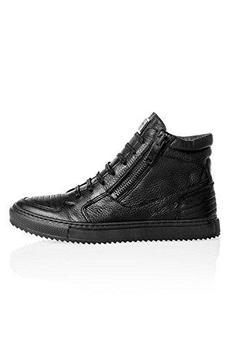 Antony Morato Sneaker Uomo Scarpe sportive da uomo Black (Col. 9000) 42