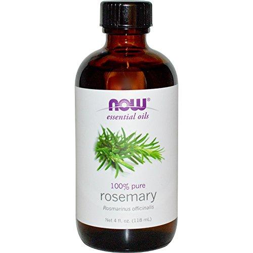 Now Foods, Essential Oils, Rosemary, 4 fl oz (118 ml)