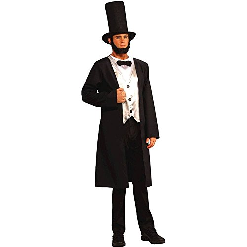 Abe Lincoln Adult Costume - Standard