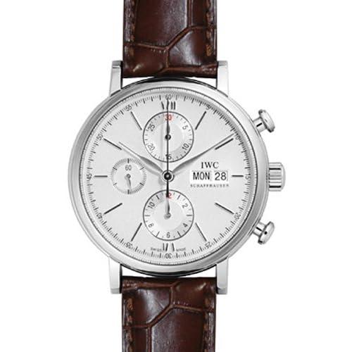 [アイダブリューシー] IWC 腕時計 ポートフィノ クロノグラフ IW391007 メンズ 新品 [並行輸入品]