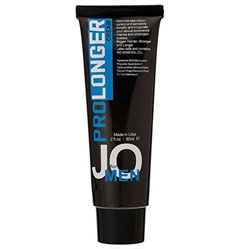 JO PRO Crème Longer désensibilisation Pour l'homme d'améliorer l'éjaculation Bigger Stronger Harder, du pénis génital Man Made in USA J5511 # F