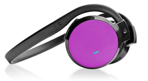 Pyle Home Phbt5P Stereo Bluetooth Streaming Wireless Headphones With Call Answering And Built-In Microphone, Pink