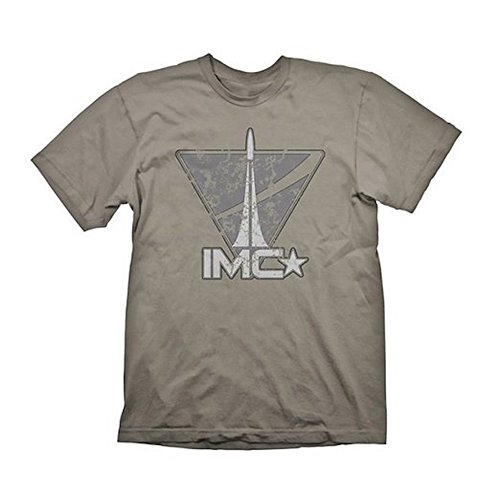 TITANFALL - IMC VINTAGE LOGO - OFFICIAL MENS T SHIRT