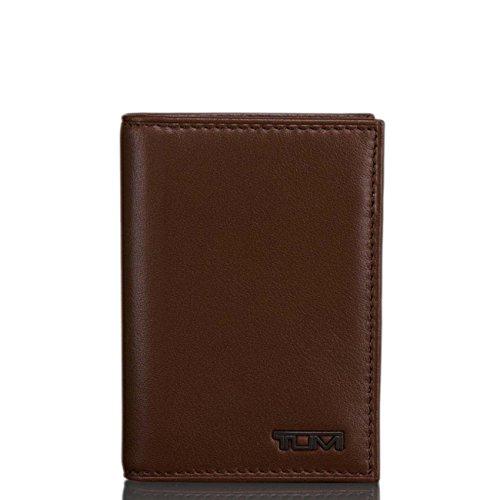 [トゥミ]TUMI 『DELTA』Gusseted Card Case ID 「デルタ」ガセット・カードケース・ID Style:18656SD [並行輸入品]