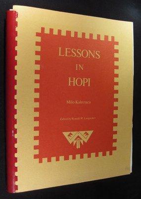 Lessons in Hopi