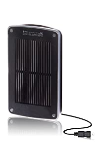 i.Tech  Solar Charger 906 for i.CarKit and Other Mobile Applications (Black, Grey)