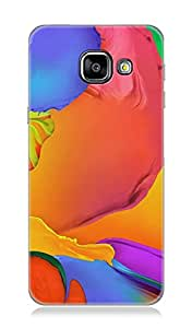 Samsung Galaxy A5(2016) 3Dimensional High Quality Designer Back Cover by 7C