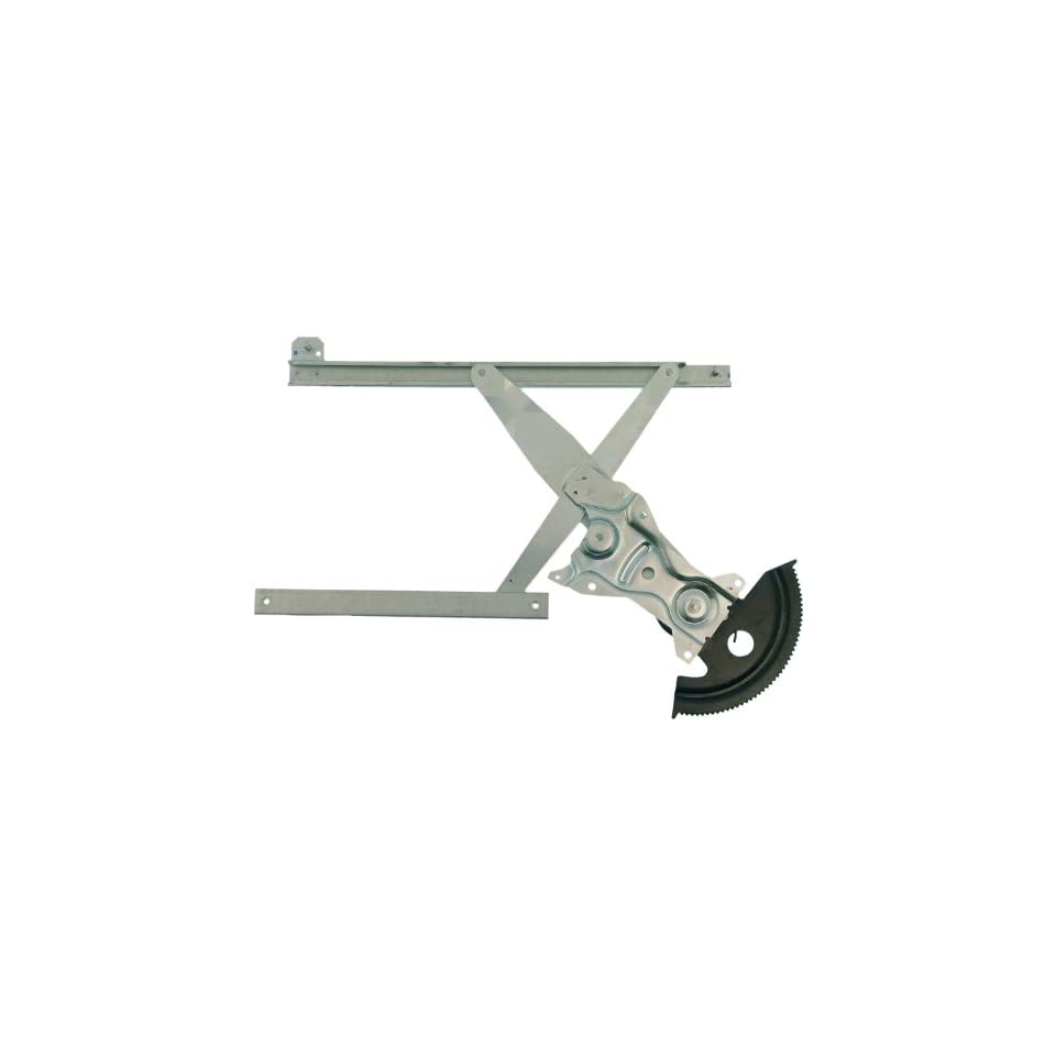 Dorman 740 682 Front Driver Side Replacement Power Window Regulator for Select Buick/Oldsmobile/Pontiac Models