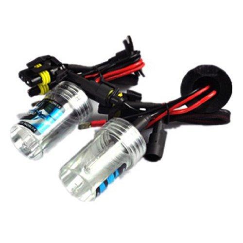H3 8000K Hid Xenon Replacement Light Bulbs - 1 Pair