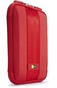 Case Logic QTS207R - Funda semirrígida para tablet de 6 a 7, color rojo  Informática revisión y descripción más