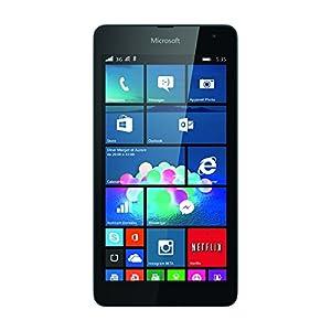 Microsoft Lumia 535 Smartphone débloqué 3G (Ecran: 5 pouces - 8 Go - Double SIM - Windows) Blanc