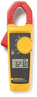 Fluke Clamp Meter with a NIST-Traceable Calibration Certificate with Data
