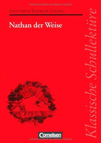 Klassische schullekt re nathan der weise 9783464121368 for Raumgestaltung nathan der weise