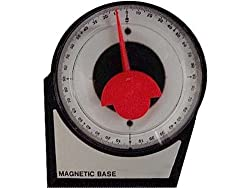 CIC Angle finder Magnetic Base 4-1/8
