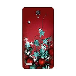 Digi Fashion Designer Back Cover with direct 3D sublimation printing for Redmi Note Prime
