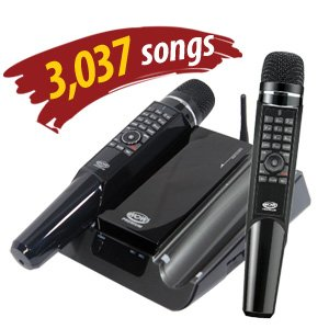 Learn More About WOW Videoke Concerto Pro 2 TKM-370P (2 wireless mics, more and better songs than Ma...