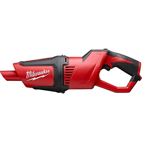Milwaukee 0850-20 M12 Compact Vacuum (Bare Tool) (Compact Cordless Vacuum compare prices)